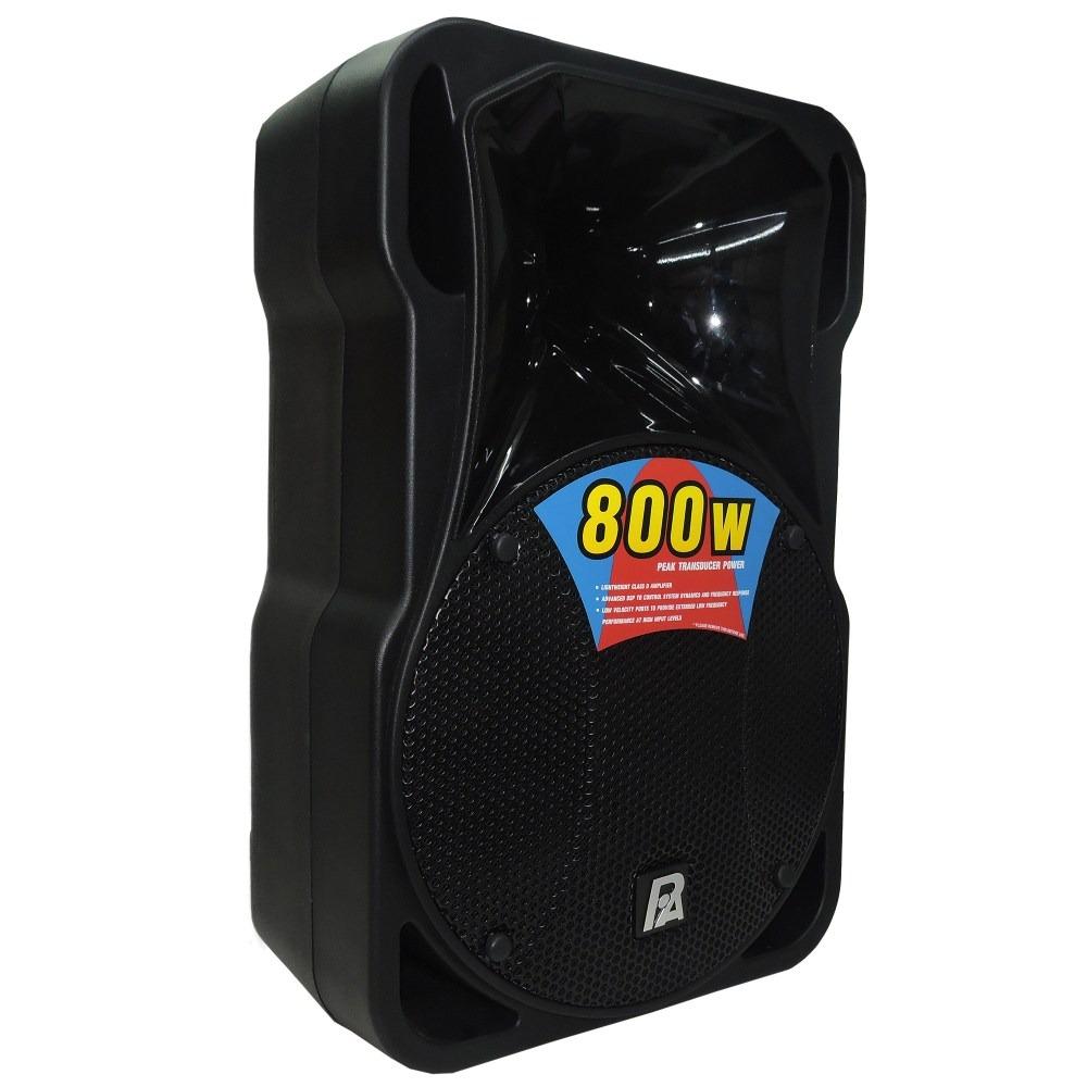 Cabina Activa P Audio X7 10a 400w Audio Luces