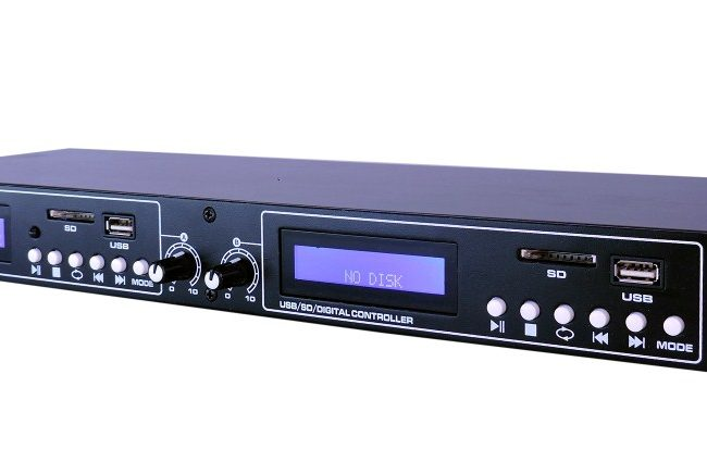 reproductor usb rack