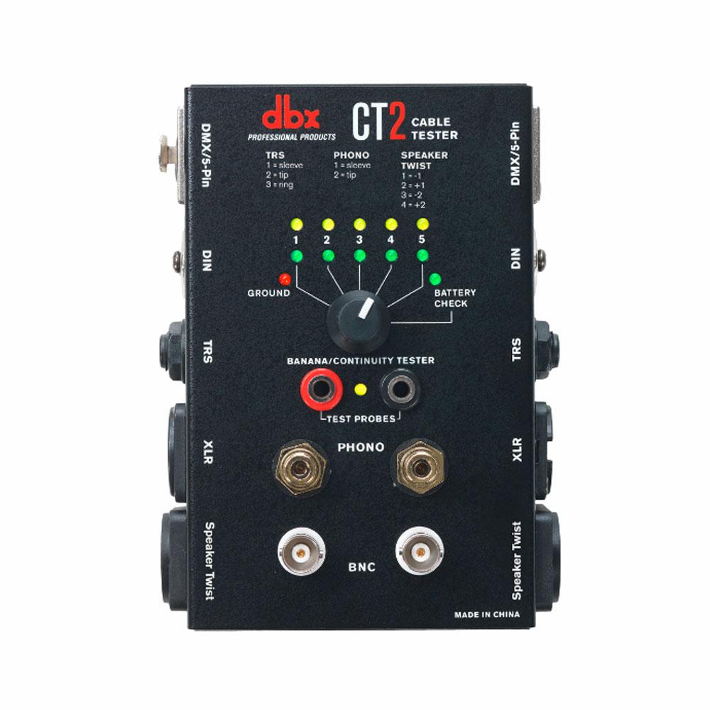 Probador de Cables DBX CT2