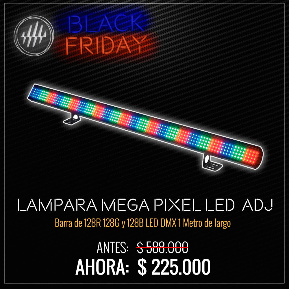 Black Friday luces