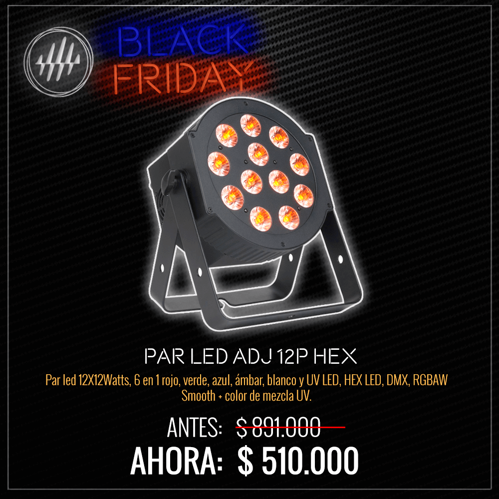 Black Friday Iluminación