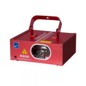 Láser Rojo y Verde K800 BIG DIPPER