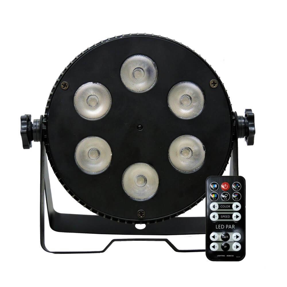 Par LED PL036R