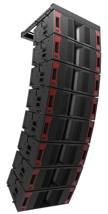 line array audiocenter colombia