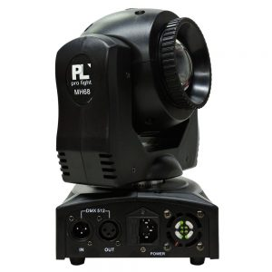 MH68 MINI CABEZA MOVIL CON 1X60W PL PRO LIGHT (4)