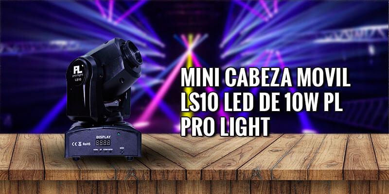 luz robotica ls10