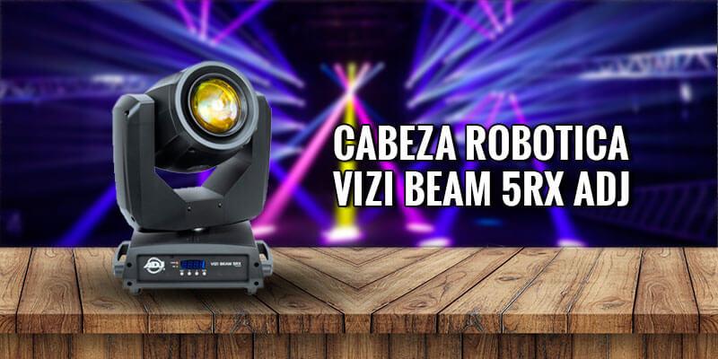 luz robotica vizi beam 5rx