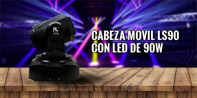 luz robotica ls90