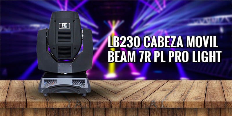 luz robotica lb230