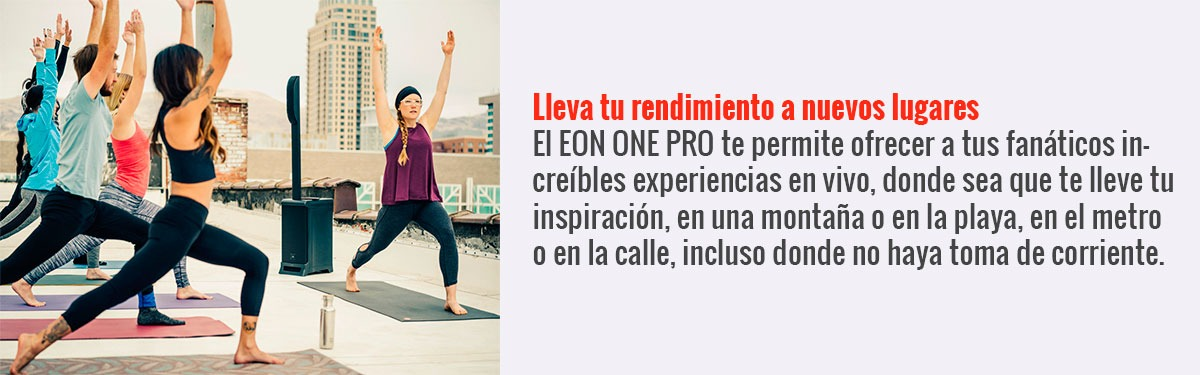 Eon One Pro Colombia