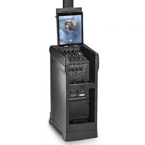 eon one pro precio colombia _0002_JBL-EON ONE Pro-wSamsung tablet
