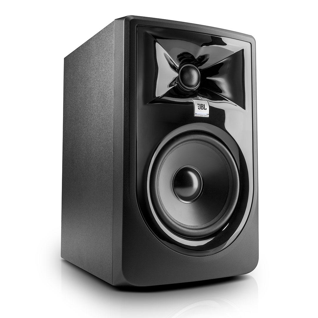 Monitor de estudio Activo JBL 308P MKII 112w