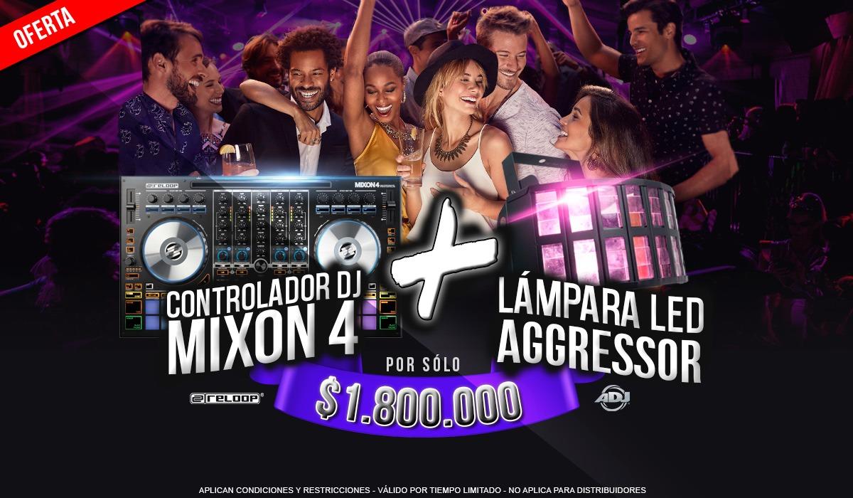 mixon 4 + Agressor