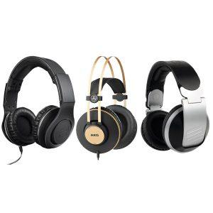 Audífonos para Dj o Estudio