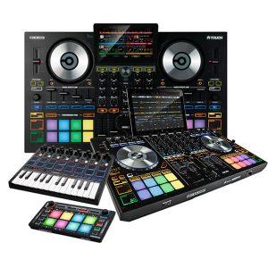 Controladoras DJ
