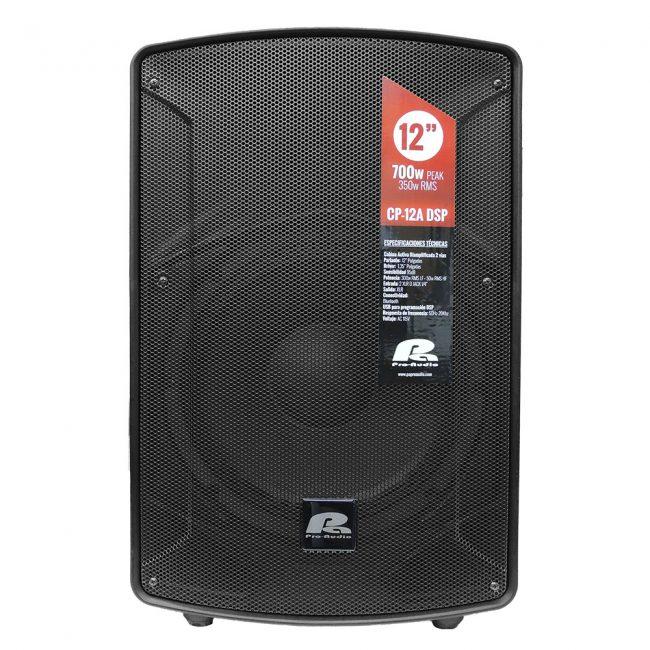 Cabina Activa CP-12A Pa Pro Audio