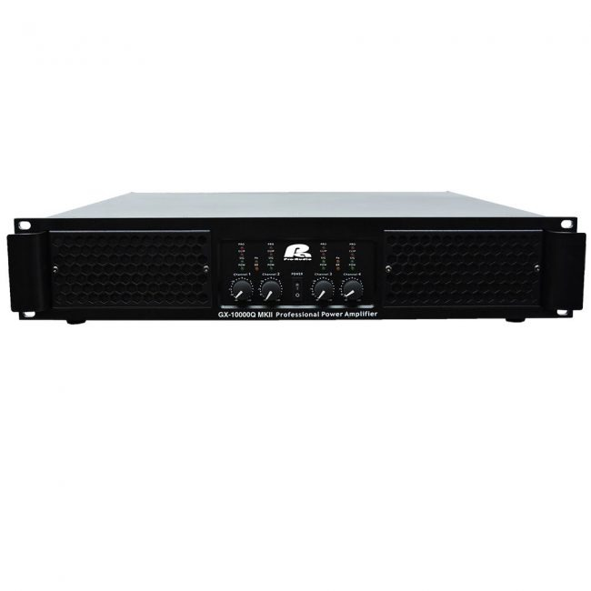 Amplificador GX 10000Q MKII Pa Pro Audio