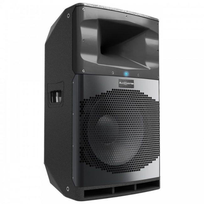 Cabina Activa Audiocenter SA315 2000w 134dB DSP