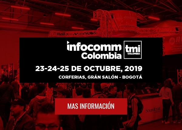 Infocomm Colombia 2019
